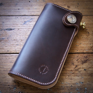 Tall Wallet - Custom