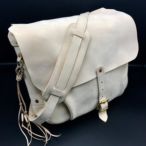 U.S. Mail Bag - Tärnsjö Natural Veg Tanned Nubuck