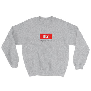 Citoyen Long-Sleeve Sweatshirt (Neutral Colors)