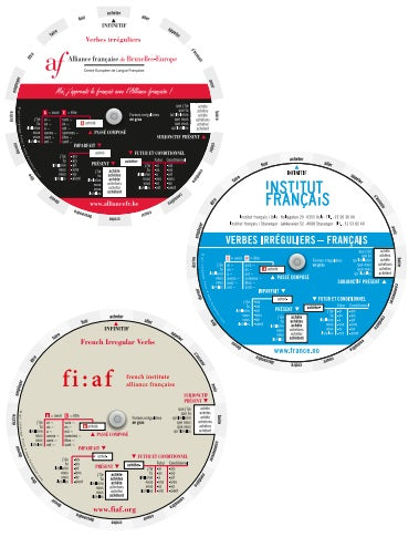 French Custom Language Wheels