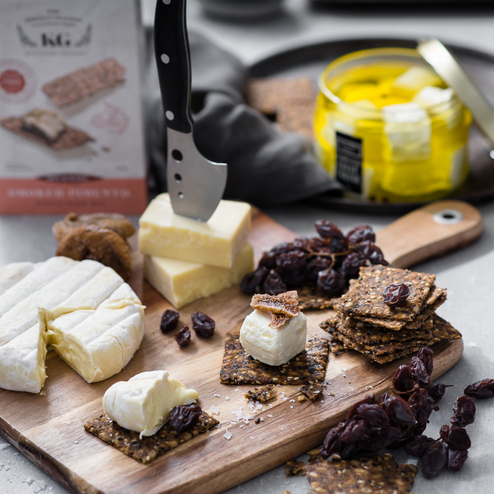Knutsford Gourmet Mix & Bake Seed Crackers