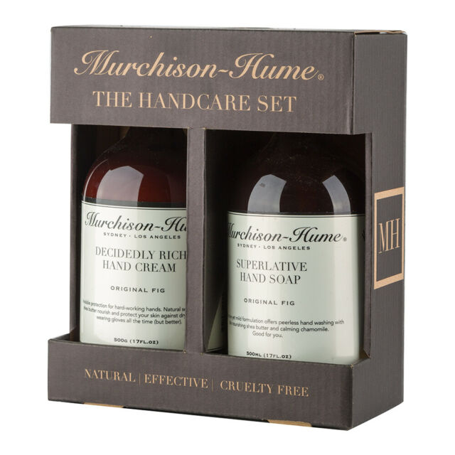 Murchison-Hume Hand Care Set