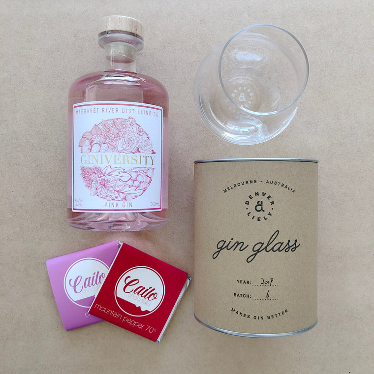 Boutique Gin - Pink Edition