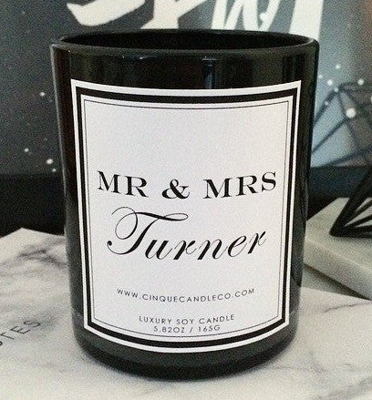 Wedding Favour - Candles