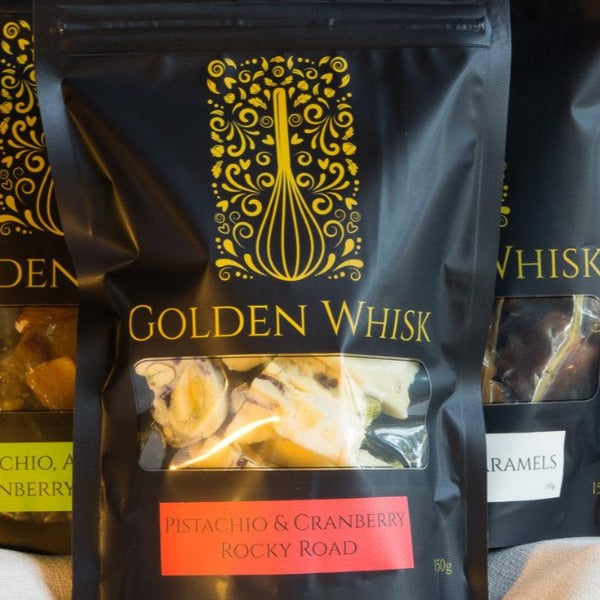 Golden Whisk Confections