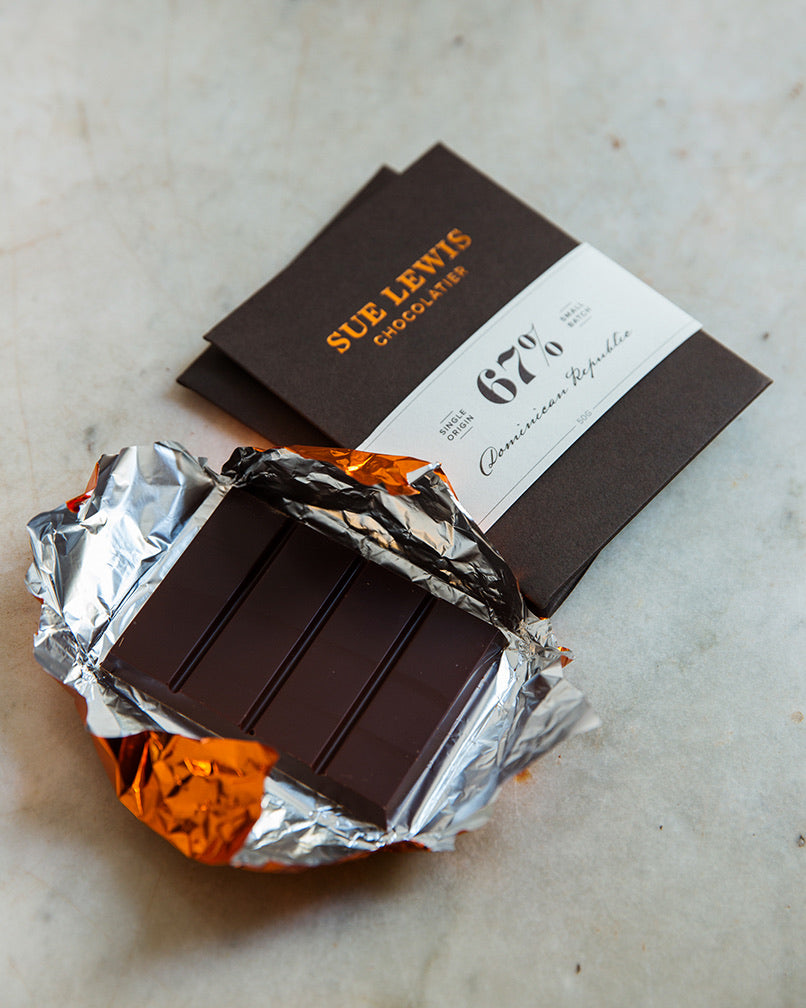 Sue Lewis Chocolatier - Chocolate Bars