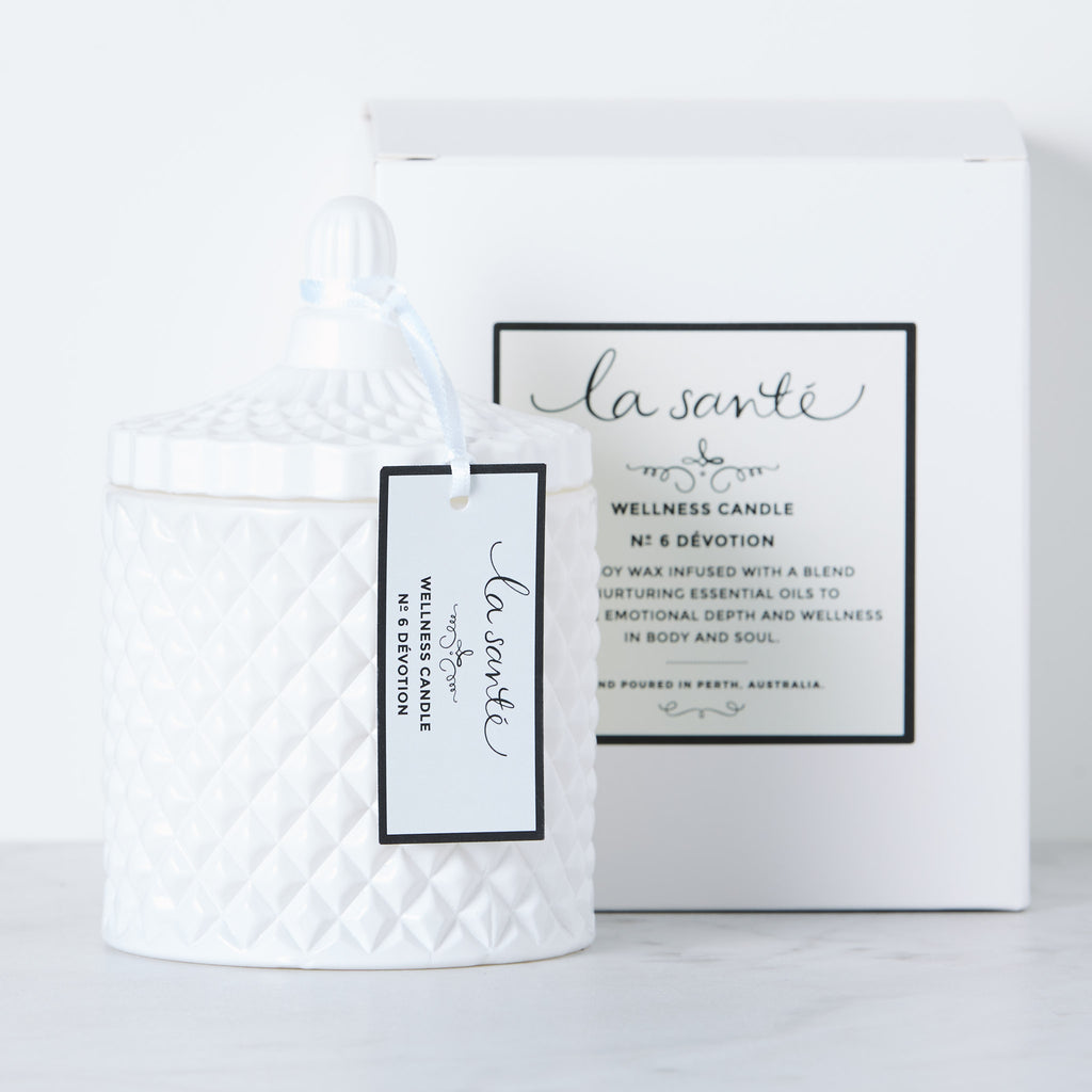 La Sante Wellness Candle - Parisienne