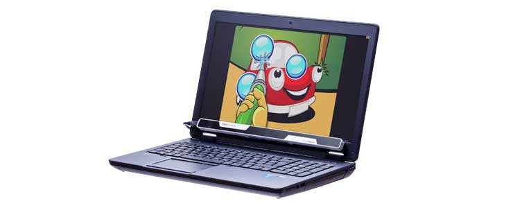 Learn more about the Tobii Dynavox PCEye Explore