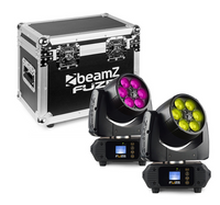 FUZE610Z Fuze LED Wash Moving Head Zoom Set