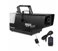 RAGE1800 Snow Machine with Wireless and Timer Controller
