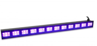 BUV123 LED UV BAR 12X3W