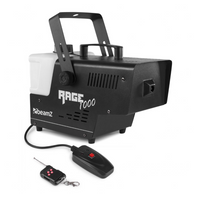 RAGE1000 Smoke Machine with Wireless Controller