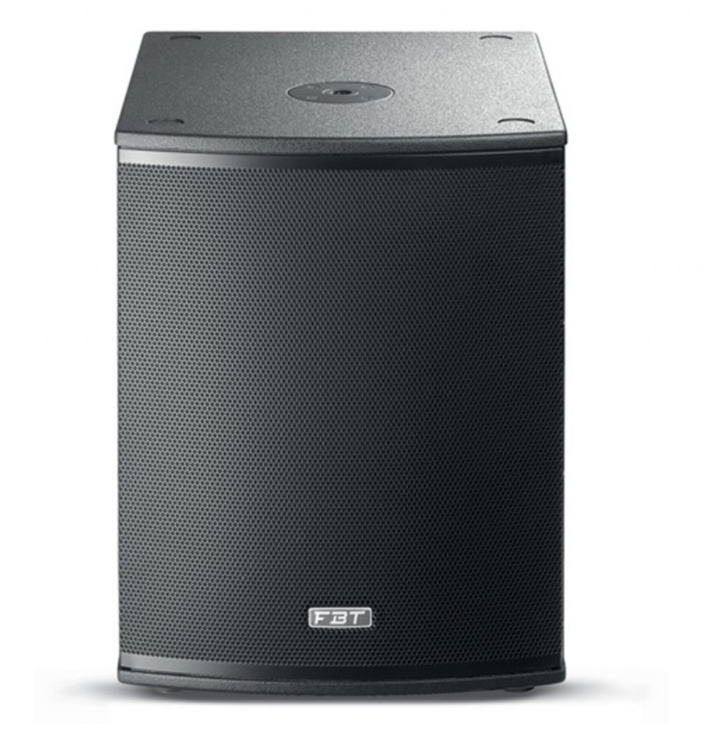 FBT X-SUB15SA 15IN processed compact brand-pass active sub  1200W RMS 412.320FB