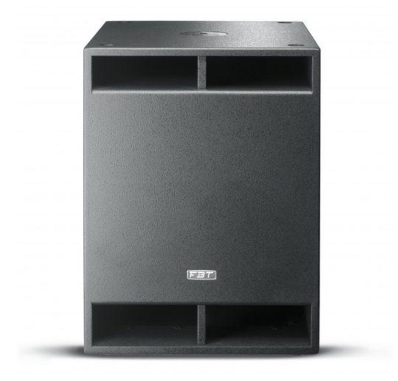 FBT X-Sub18SA Processed Compact Band-Pass Active Subwoofer 1200W RMS
