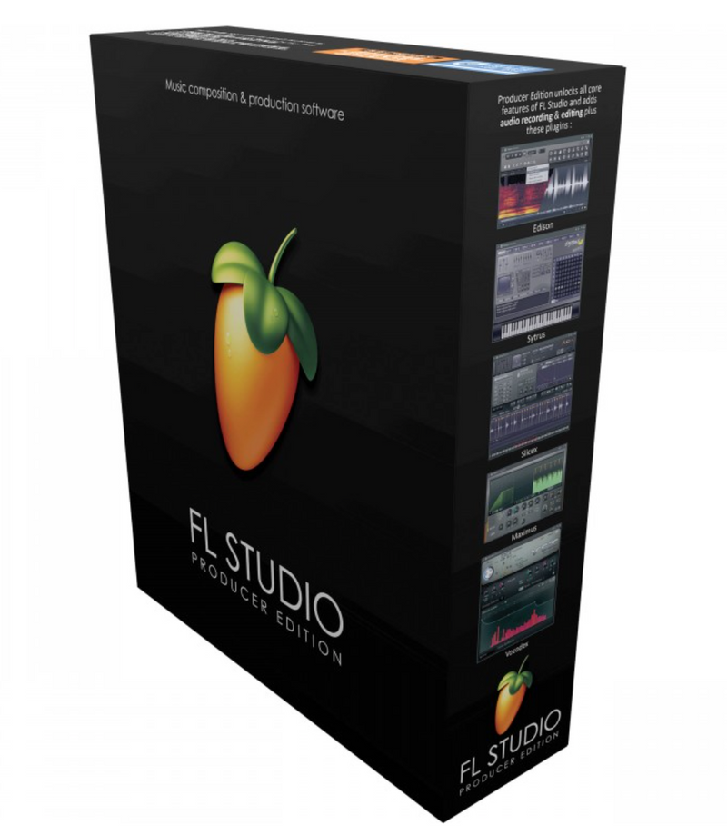 Fruity loops studio 20 production edition