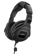 Sennheiser HD 300 Pro Over-Ear Headphones (Black)