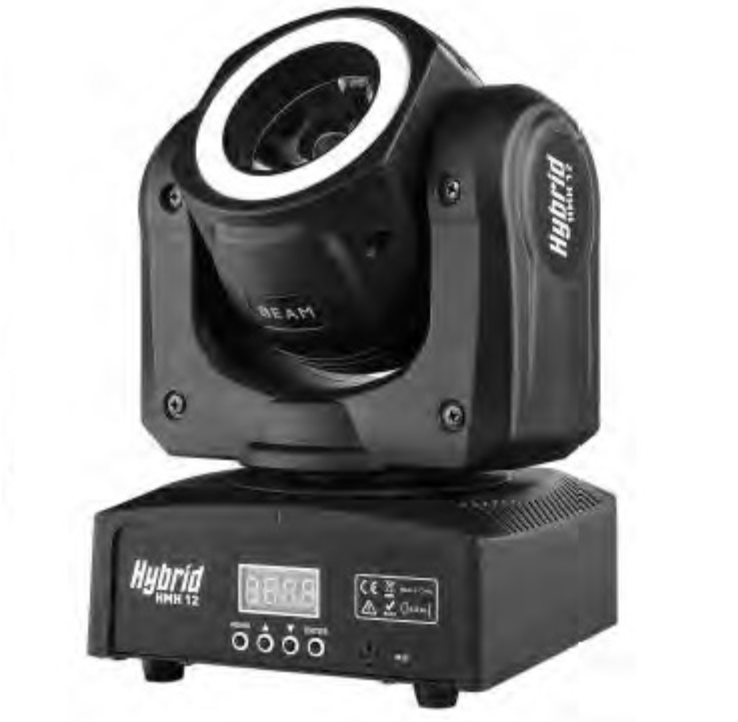 Hybrid HMH12 moving head