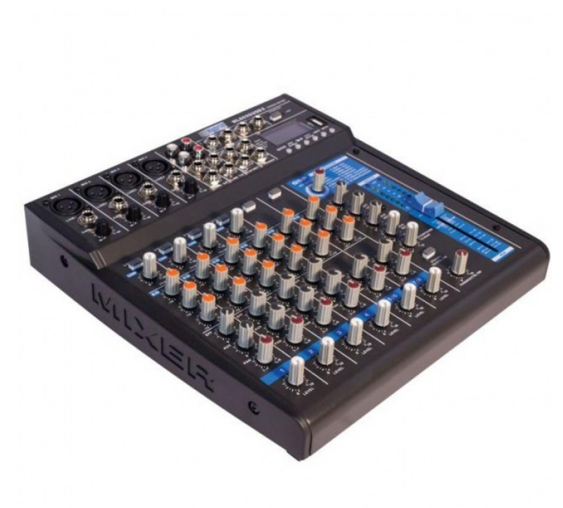 Hybrid+ - ML802 DUSBX 4 + 2 mixer / usb player