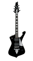 Ibanez PSM10 Paul Stanley signature series electric guitar (black)