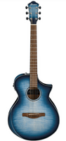 Ibanez AEWC400-IBB acoustic electric guitar