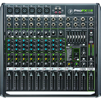 Mackie Pro FX12 12 channel USB mixer