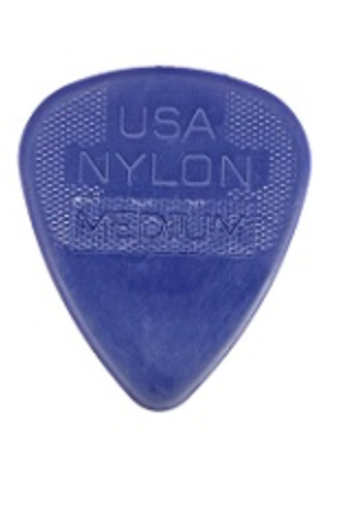 PLECTRUM NYLON MEDIUM
