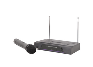 Handheld Microphone VHF Wireless System
