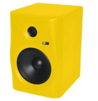 Monkey Banana gibbon 5 yellow active studio monitor
