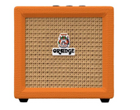 Orange crush mini 3-watt guitar amp combo- orange