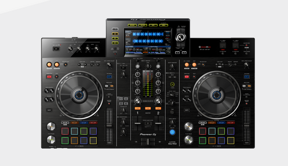 Pioneer DJ XDJ-RX2 Professional all-in-One Player