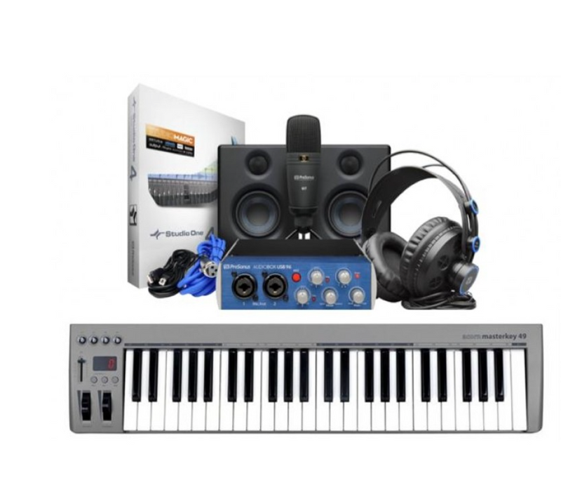 Presonus audiobox 96 studio ultimate plus