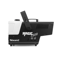 RAGE1500LED smoke machine with timer controller