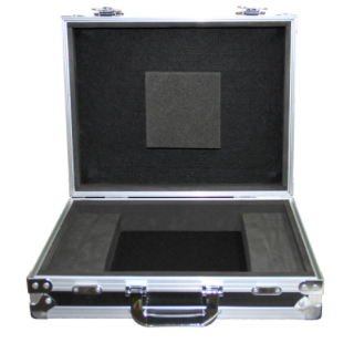 Rhino Gear DJ 17in laptop flight case