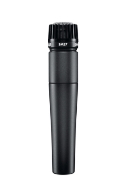 SHURE SM57-LC CARDIOID DYNAMIC INSTRUMENT MICROPHONE
