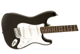 BULLET STRATOCASTER WITH TREMOLO - BLACK
