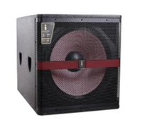 Imix Elite Series ES-118B Single 18-inch Passive Bass Bin