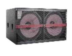Imix Elite Series Active Dual 18'' Bass Bin