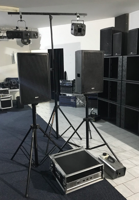 HIRE PARTY SOUND SYSTEM 1