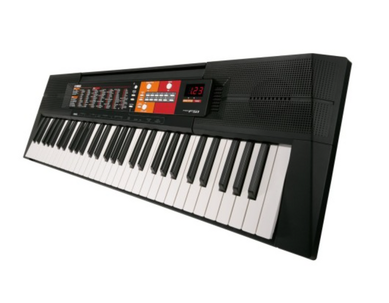 Yamaha PSR-F51 Keyboard Black incl. PSU