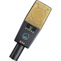 AKG c414 XI II Reference Multi Pattern Condenser Microphone