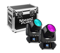 FUZE75B Fuze LED Beam Moving Head Set