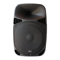 FCA12 active moulded speaker mp3/usb/sd/fm/bt 150W
