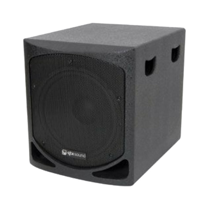 QTX 12-inch Active Subwoofer 800W max