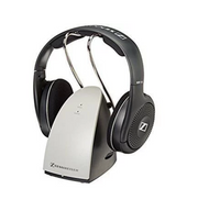 Sennheiser RS 120-8 II - Wireless Stereo Headphones