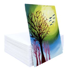 "8 x 10"" Canvas Panels 