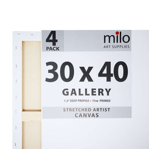 "30 x 40"" Stretched Canvas 