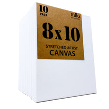 "Load image into Gallery viewer, 8 x 10"" Stretched Canvas 