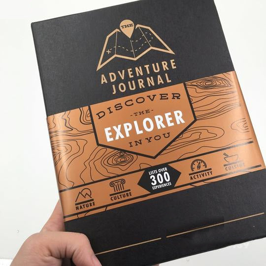 Adventurer Travel Log