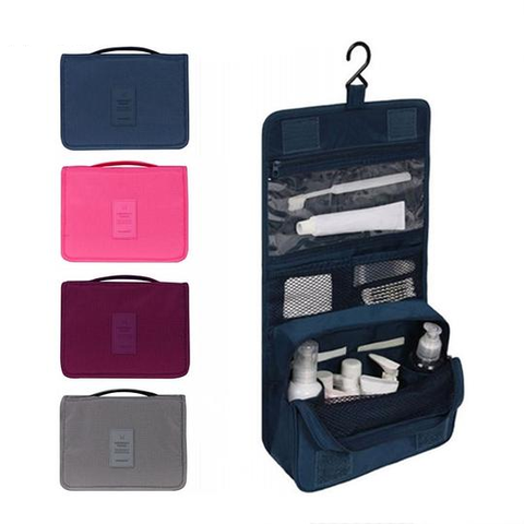 Hanging Toiletry Organizer