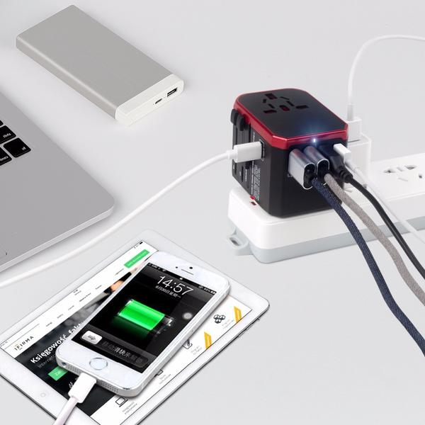 Universal Travel Power Adapter / Charger